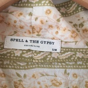 Spell & The Gypsy Collective Intimates & Sleepwear - Spell & Gypsy Maisoe Robe